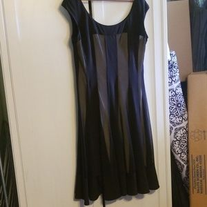 Maggy London dress 14 black